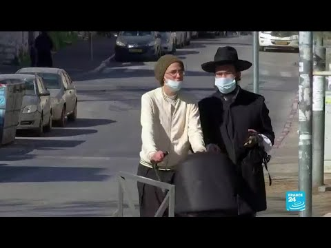 Coronavirus Pandemic: Israel Extends Its Lockdown For At Least 5 Days