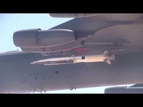 X-51A WaveRider test flight