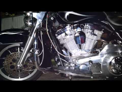 1984 flhtc custom harley