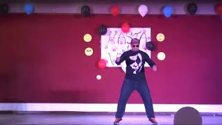 Robotics on Pallivalu Bhadravattakam (Malayalam song Vidya vox)