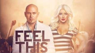 Feel this Moment Extended Mix Pitbull feat Christina Aguilera