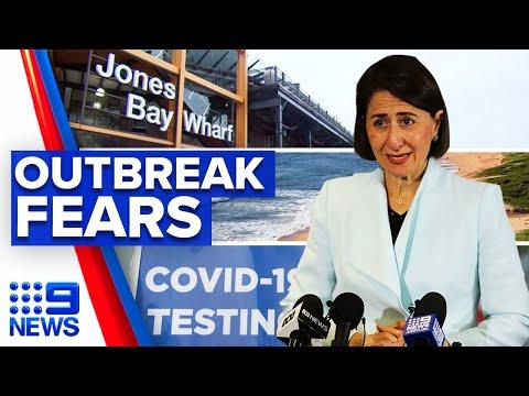 Coronavirus: New cases identified in Greater Sydney spark outbreak fears | 9 News Australia thumbnail