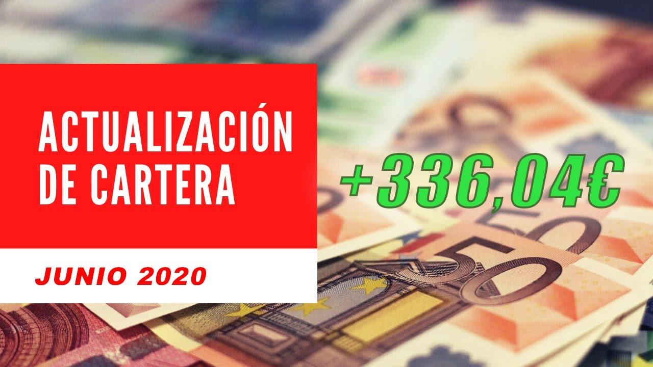 🚀+336,04€💰  Actualización Junio 2020  El Club de Inversión