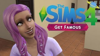 Let's Play The Sims 4 Get Famous Ep 12 Meet and Greet
