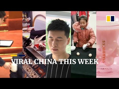 Viral China this week: How tea is served in the Great Hall of the People in China and more