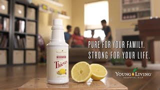 Thieves® Household Cleaner: Pure for Your Family
