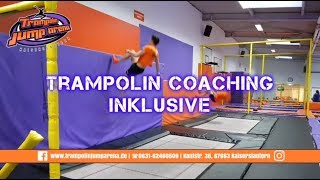 Trampolin Jump Arena Promotion Video 2019