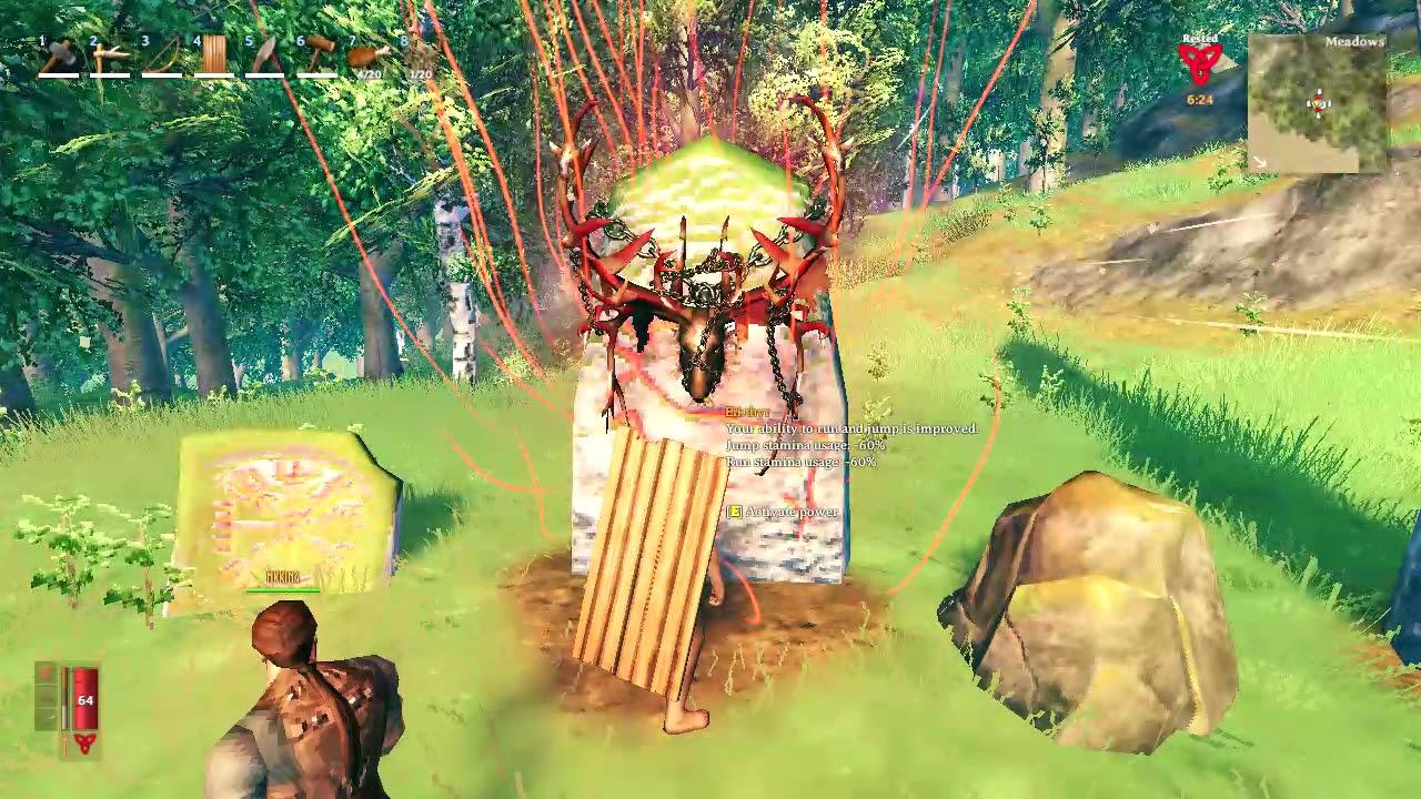 Image result for valheim power of eikthyr