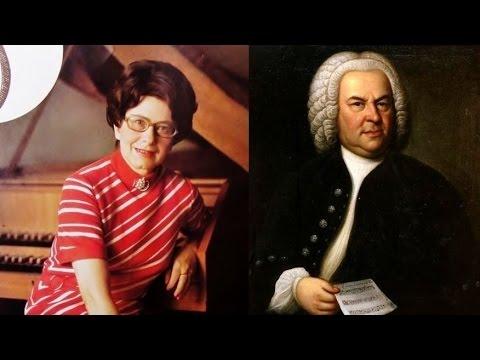 J.S. Bach Suite in E flat major BWV 819, Zuzana Růžičková