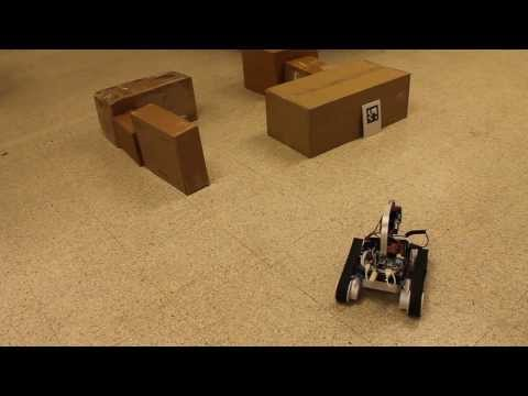 Raspberry Pi Robot controlled with the Scratch Programming Language