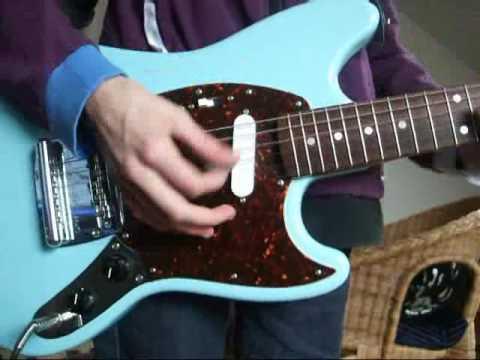 Fender Mustang Demo Youtube