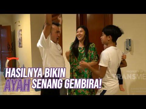 Hasilnya Mengejutkan, Bikin Ayah Senang Gembira! | DIARY THE ONSU (15/6/20) P4