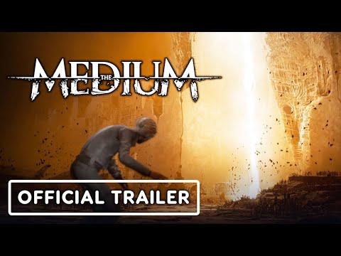 The Medium - Official PS5 DualSense Features Overview Trailer