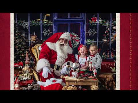 The Fine Art Santa Experience - Knoxville, TN Photographer - Southern Charm Portraits