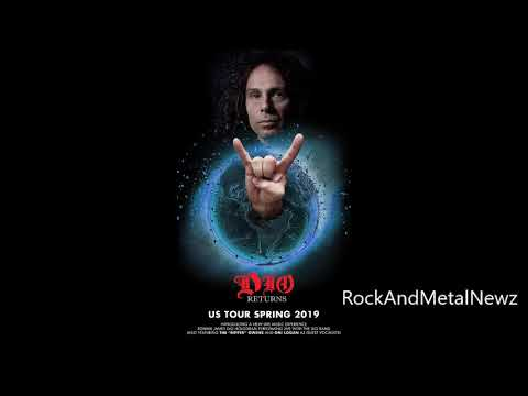 Ronnie James Dio Hologram Tour set for 2019 - would you see it?? Mp3