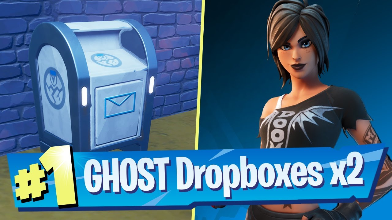 Destroy Ghost Dropboxes Using Explosives Easy Double Location