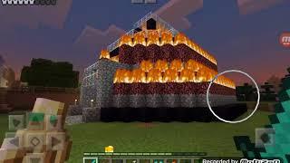 Kuzenimle Minecraft bölüm 1