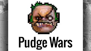 Dota 2. Custom games. Pudge Wars - МАСТЕР ХУКА