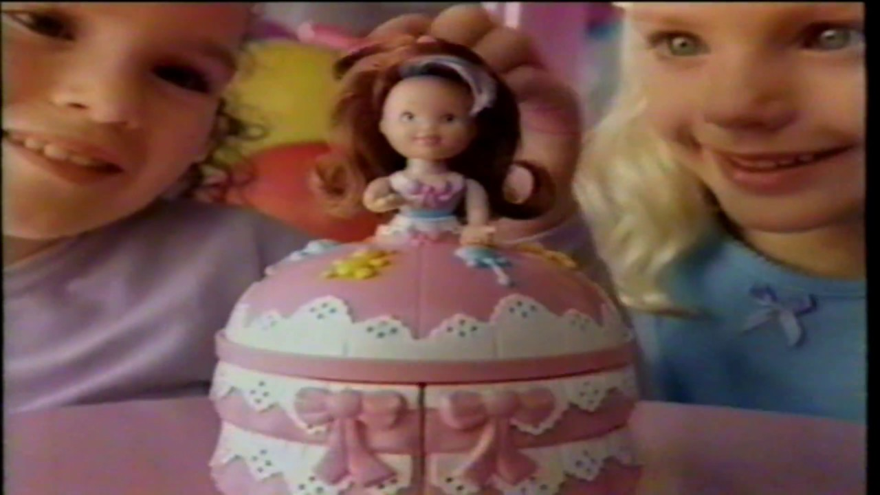Baby Toy Commercial : Miss party surprise baby toybiz doll toy tv commercial