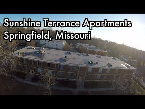 Sunshine Terrace Apartments, Springfield Missouri