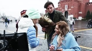 Юлия Самойлова. Новости 1 канал. 14.04.2017