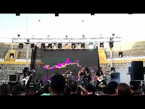 Gizeh - resistire - Festival San Fernando 18/08/2017