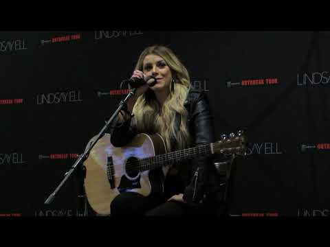 "Lindsay Ell ""Have Yourself A Very Merry Christmas"" (Acoustic Version from VIP) Live @ Prospector's"