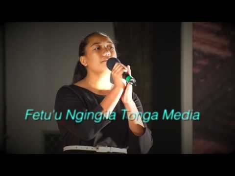 Lilian Fatai with Tongan illusion - Tonga Got Talent 2016