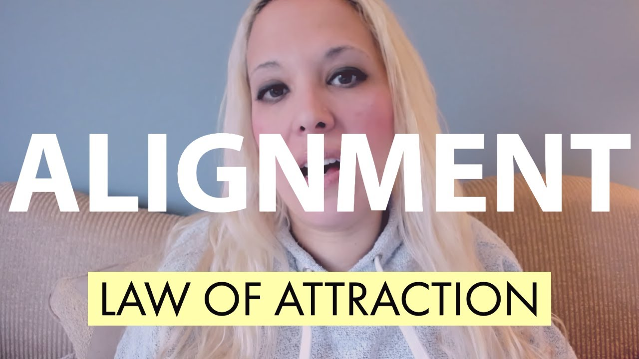 Best way to get into alignment with your desire // Law of attraction, Manifesting, The Secret