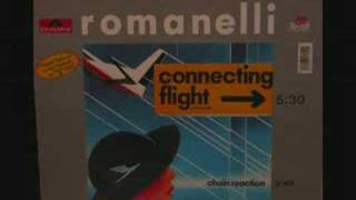 Romanelli - Connecting Flight (1982)