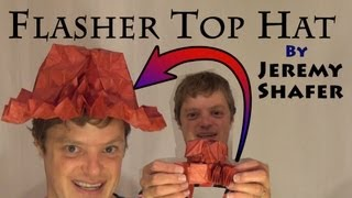 Flasher Top Hat Tutorial By Jeremy Shafer