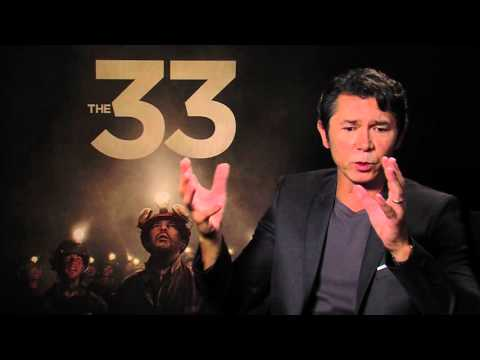 Lou Diamond Phillips Interview - The 33
