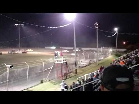 1st part of Factory Stocks @ Superbowl Speedway 10-08-16