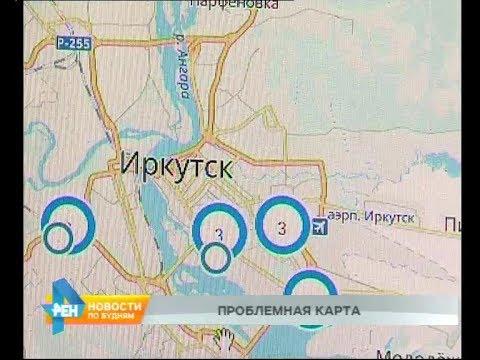 13 домов Иркутска попали на карту долгостроев России