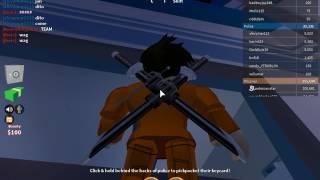 Roblox K A P Team en jailbreak PART 4