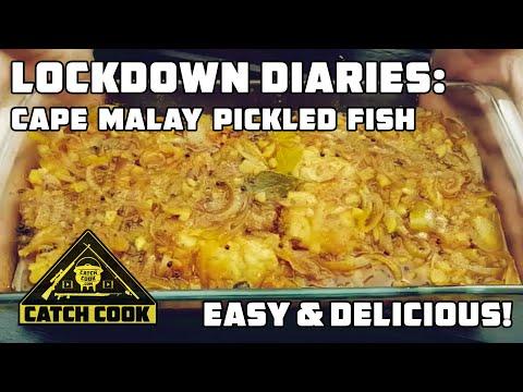 Pickled Fish, Easy & Delicious Recipe - LOCKDOWN DIARIES