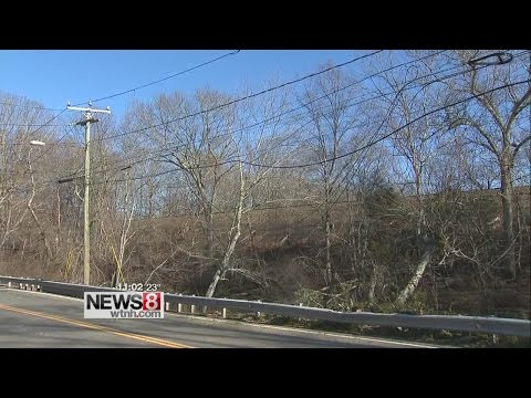 Wind causes damage all across Connecticut Wednesday