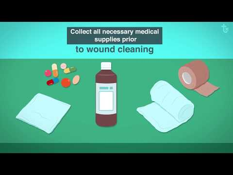 How to Clean a Wound - Woundtx.com