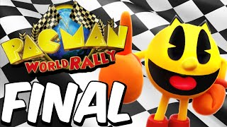 Pac-Man World Rally- FINAL - Rally Cup! (1080p60)