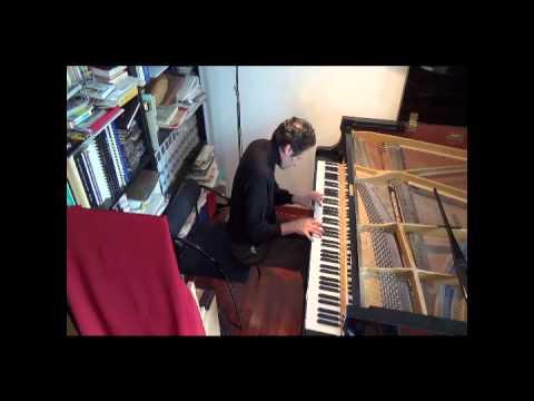 C. Debussy da Préludes premier livre X ... (...La Cathédrale Engloutie)