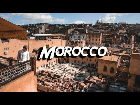WHAT TO DO IN FES MOROCCO! - Largest Medina in the WORLD!