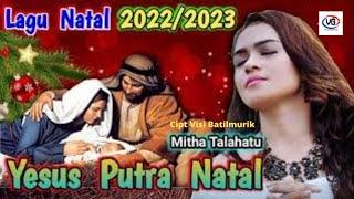 Lagu Natal Terbaru Mitha Talahatu (Official Video Music)