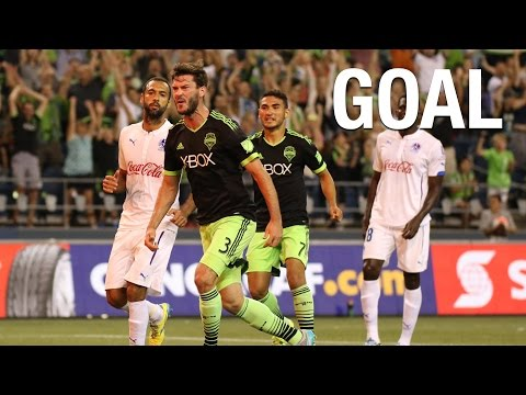 GOAL: Brad Evans completes the comeback with a PK in the 97th minute