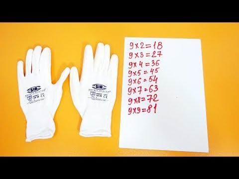 Wow!!! Simple math tricks that didn't teach you at school