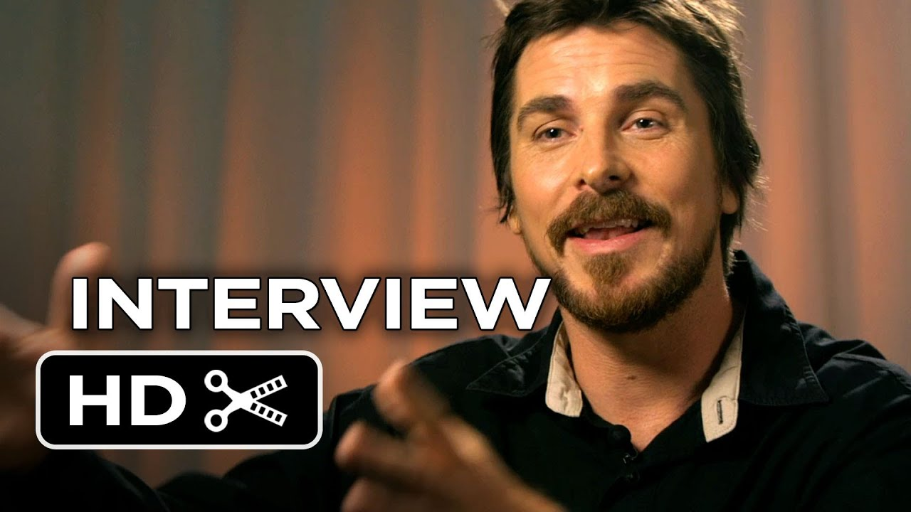 american hustle interview christian bale 2013