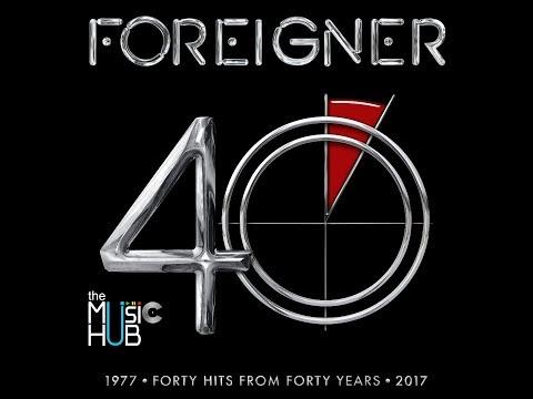 FOREIGNER ❉ 40 Remastered [full vinyl album]