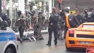 SEK-Einsatz! Rapper mit Waffenattrappe in Dortmund!