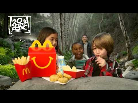 TV Spot - Epic McDonald's Happy Meal - YouTube