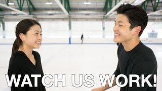 WATCH US WORK! - ShibSibs (Vlog #46)