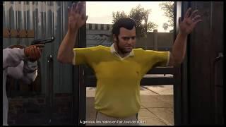 Grand Theft Auto 5 - PC - Mode Histoire - Episode 15 : Achat de gilet jaune !